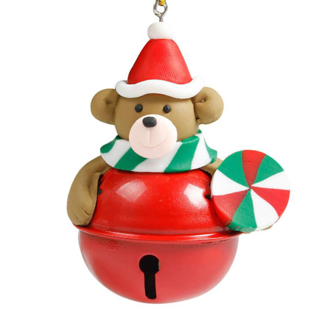 Old Man Christmas Gifts: Merry Christmas Bells Ornament Tree Decoration Bells