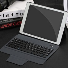 Smart Bluetooth Keyboard Cover Case With Multi Angle Stand Intelligent Switch For iPad Air Air 2