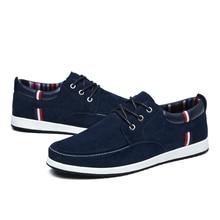 Men Leather Casual Shoes (5 colors)