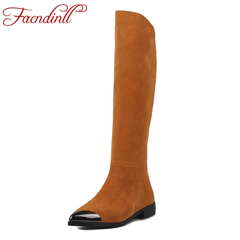 ФОТО women boots 2016 autumn winter new fashion ladies sexy knee high boots zipper riding boots thick heels casual warm shoes woman