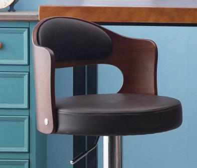 Луи Модные Офисные стулья из цельной древесины подъемная маленькая Квартира Компьютер современный минималистский студенческий обучающий стол Небольшой Поворотный - Цвет: G6