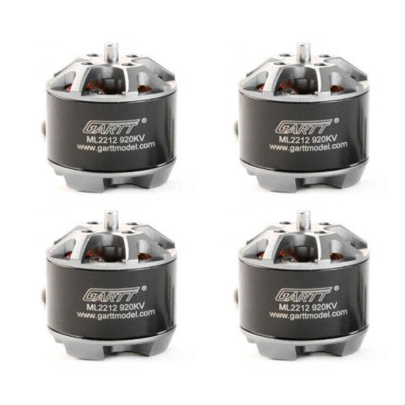 4PCS Gartt ML 2212 920KV 230W Brushless Motor For Quadcopter F450 Multirotor Drones