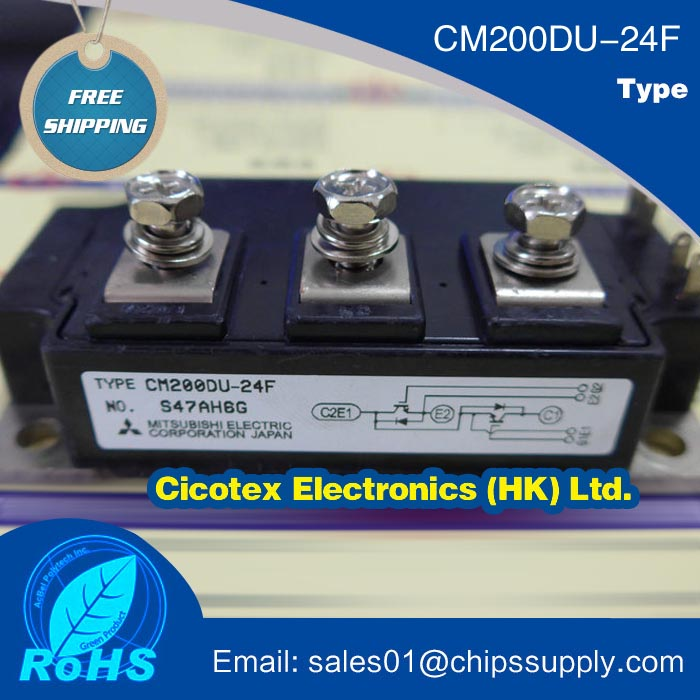 CM200DU-24F IGBT MOD DUAL 1200V 200A F SER HIGH POWER SWITCHING USE CM200DU24FCM200DU-24F IGBT MOD DUAL 1200V 200A F SER HIGH POWER SWITCHING USE CM200DU24F