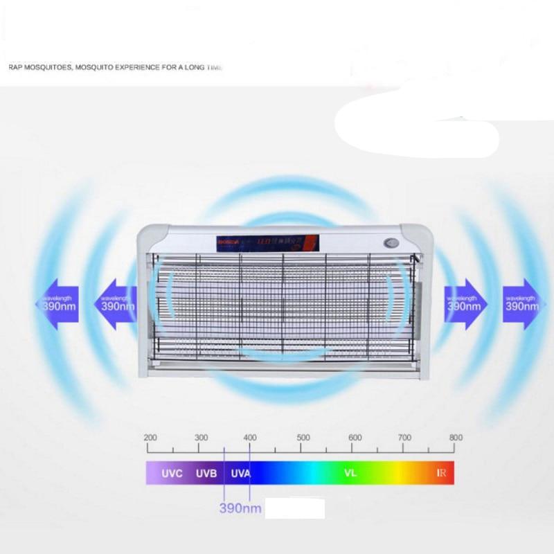 Image 4 - Repelente de mosquitos LED fotocatalizador para el hogar, matamosquitos, matamosquitosLámparas matamosquitos   -