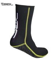 Slinx 1130 3mm di nuoto di avvio scuba swimwear muta in neoprene calzini di immersione evitare graffi riscaldamento Calzini di Snorkeling