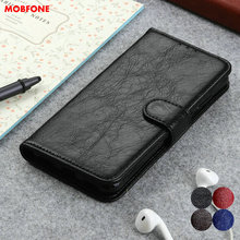 for Oneplus 7 Soft Capa Case Luxury PU Leather Vintage Magnetic Retro Wallet Oneplus 7 Pro Flip Stand Cover Fuindas Coque 7Pro