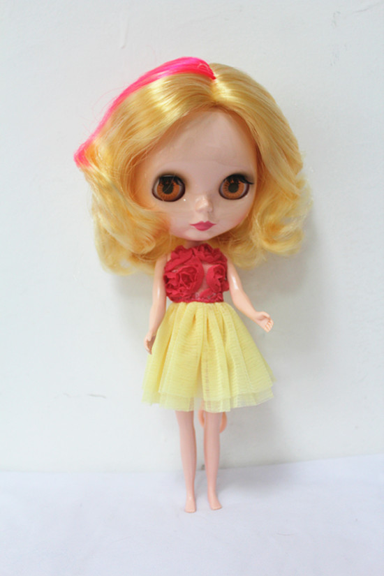Free Shipping Top discount DIY Nude Blyth Doll Cheapest item NO. 4-6 Doll limited gift special price cheap offer toy