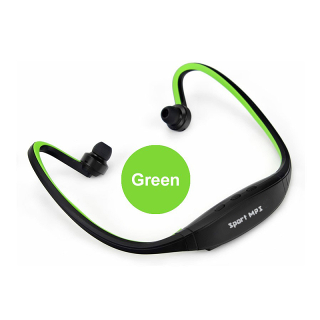2016 Sport MP3 Player Portable Music Running Headphone Earphone Headset with TF Card MP3 Music Player