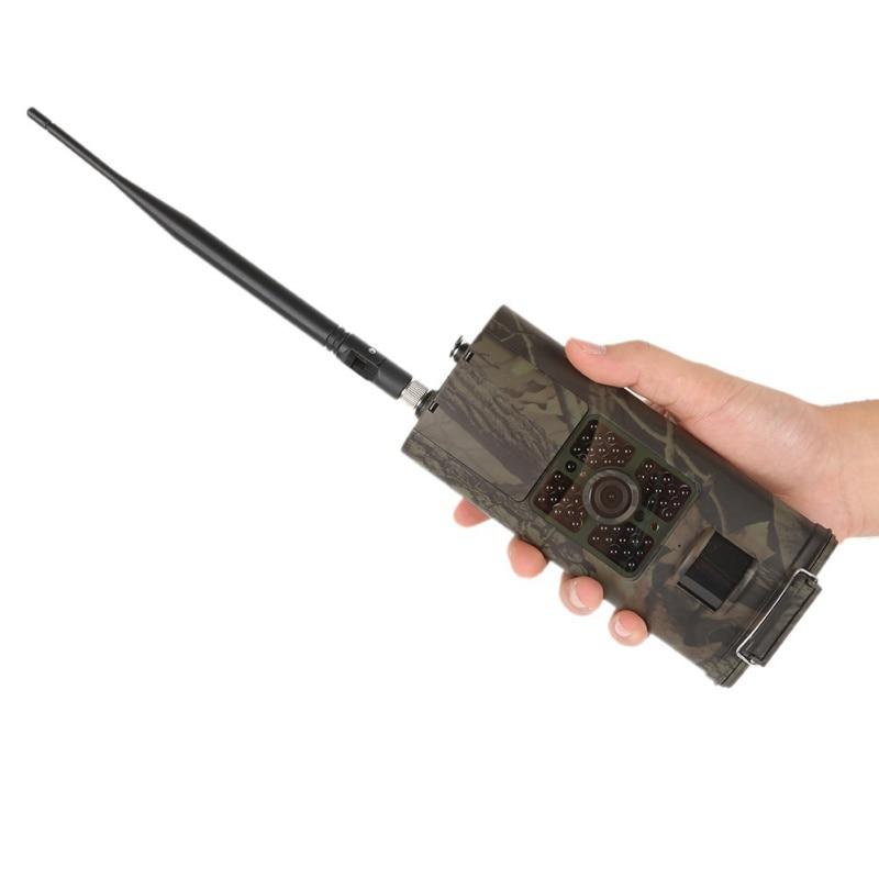 Caméra de chasse de sentier infrarouge chaude exquise HC700G 940nm 16MP 3G GPRS MMS SMTP SMS 1080P