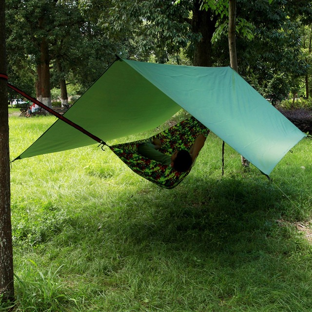8ba8cbc7c Hot Selling Sunshade Waterproof Rain fly tarp for hammock,CZD-005 Hammock  Rain fly
