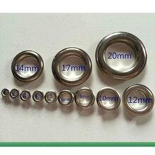 Free shipping  Scrapbook Eyelet Metal eyelets For Scrapbooking DIY garment clothes