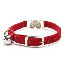 Fashion Velvet Collar with Bell