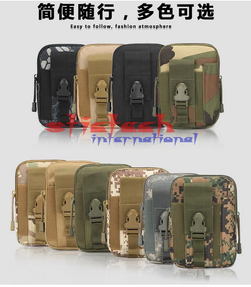 Camping & Hiking Latest Collection Of By Dhl Or Ems 50pcs Nylon Military Tactical Travel Hiking Riding Cross Body Messenger Shoulder Backpack Chest Waterproof Bag