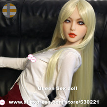 WMDOLL 165cm NEW Top Quality Real Silicone Sex Dolls Love Doll Japanese Realistic Adult Sexy Dolls With Teeth Tongue Vaginal