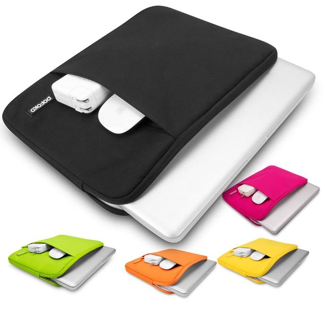 Notebook Laptop bag Manga caso para mac book Pro/Air/Retina 11/13/15 pulgadas protector para macbook Bolsa de Transporte Caso de Cubierta impermeable