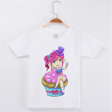 Girls Princess T Shirts Cotton Hot Sale Short Sleeve O-Neck Child T-Shirt Lovely Printed Kids T Shirt Children Clothing Tops Tee комплект фототюля тамитекс инстинкт