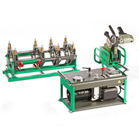 SWT-V160/63H POLY PIPE WELDING MACHINE for 160mm