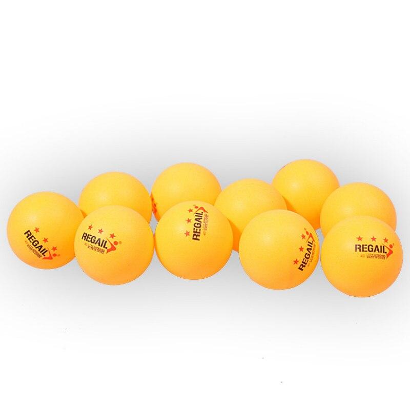 Hingebungsvoll Neue 100 Teile/los 3-sterne 40mm I.t.t.f. Genehmigt Olympischen Tischtennis Klingeln Pong Weiß/orange Für Professionelle Athleten Amateur Bequem Und Einfach Zu Tragen