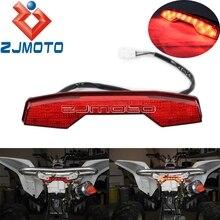 ATV Brake Tail Light For SUZUKI LT R450 LTR 450 Motorcycle LED Rear Taillight Tail Light For Suzuki LTR450