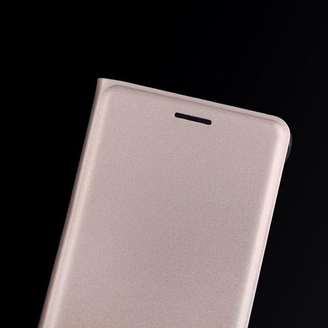 Cubierta del teléfono de cuero funda para Samsung Galaxy A3 A5 2016, 2017 2015 A 3 5 A10 A20 A30 A40 A50 A60 A70 A80 A6 A7 A8 Plus 2018