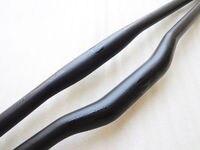 Newest Black Logo QILEFU Mountain Bike Matte UD Full Carbon Fibre Bicycle Handlebar MTB Parts Lightest
