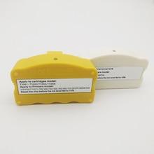 vilaxh Cartridge Chip Resetter + Maintenance Tank Chip Resetter For Epson 9700 7710 7700 9710 9700 9710 9890 printer цены онлайн