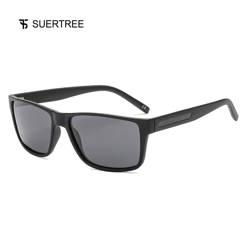 Polarized Vintage Sunglasses Women Men 2018 High Quality Square Full Frame Unisex Plastic Eyewear Oculos Gafas de sol JH9015