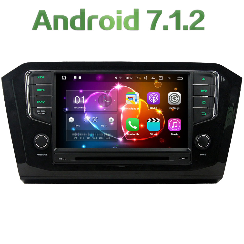 Android 7 1 2 Quad Core 2GB RAM 16GB ROM HD 8 inch LCD Touch Screen