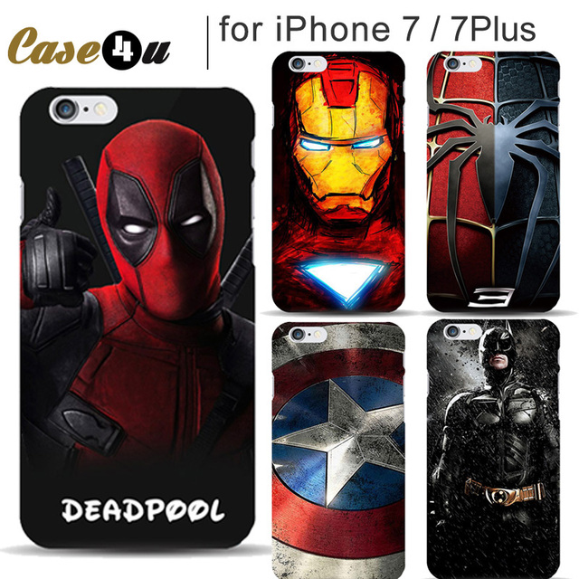 coque avenger iphone 8