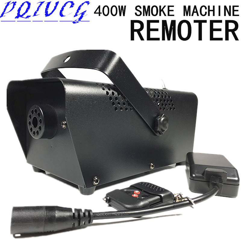 2018 new remoter 400w smoke machine fog machine professional stage lighting dj equipment in. Black Bedroom Furniture Sets. Home Design Ideas