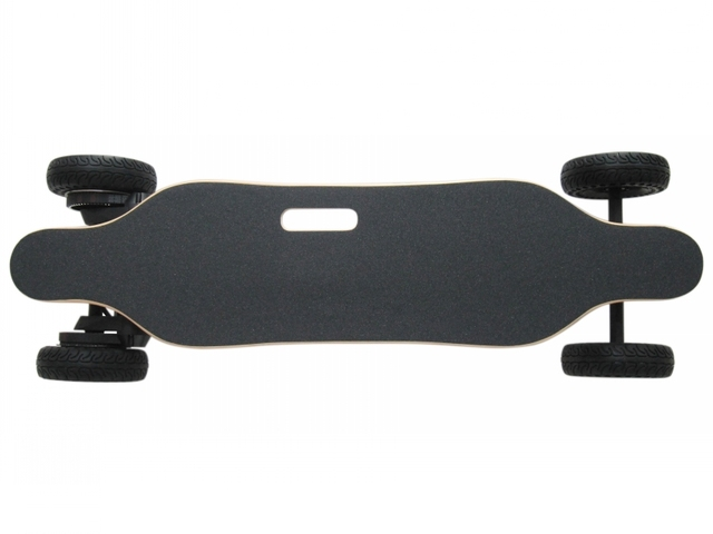 2018 SUV Long-Board Dual-Purpose E-Scooter Four Wheels Electric Skateboard  Boosted Board City Road Off Road 2 Minutes Switch 24564c5932f