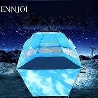 Anti-uv Sun Shelter Beach Zelt Automatische Geschwindigkeit Öffnung Picknick Camping Sun Shelter Tragbare Typ Camping Zelt