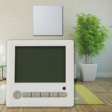 Цифровой дистанционный программируемый Электрический термостат для полов с подогревом для 1000 W 1800 W 2400 W 3000 W Патио Нагреватель