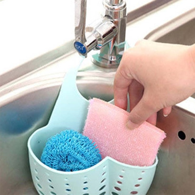 2016 new sink storage basket car furnishing hanging bag multi box organizer kitchen accessories - Multi Bathroom 2016