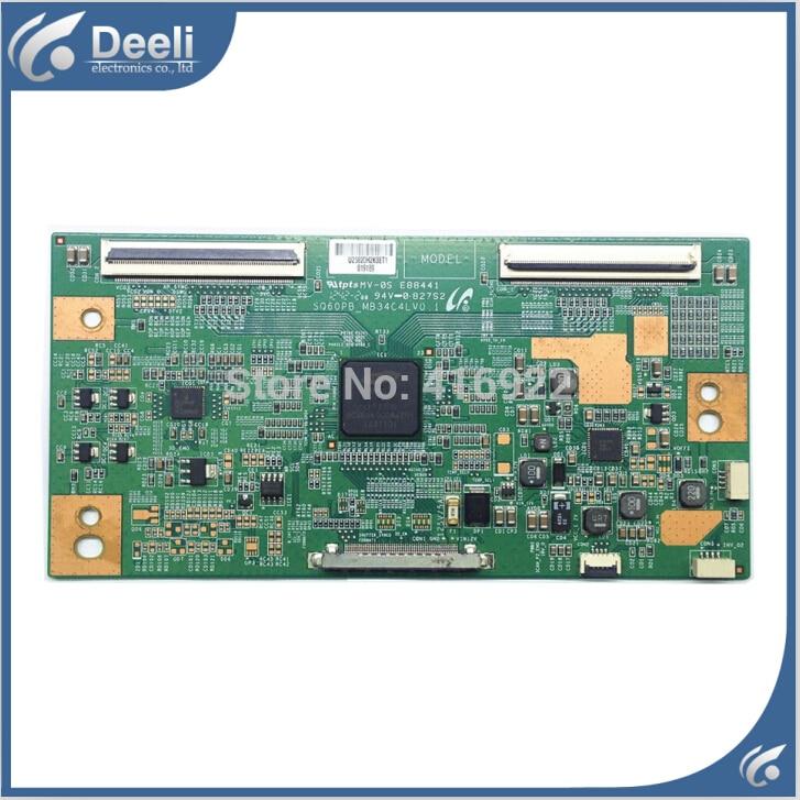 100% New original for Logic board T-con board L48F3390A-3D SQ60PBOCMB34C4LV0.0 good Working on sale 100% new original for auo t315xw02 v9 t260xw02 va 06a53 1c logic board on sale