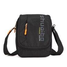 SHUAIBO  High Quality Men s Messager Bag Mini Business Shoulder Bags Casual Women Cross body