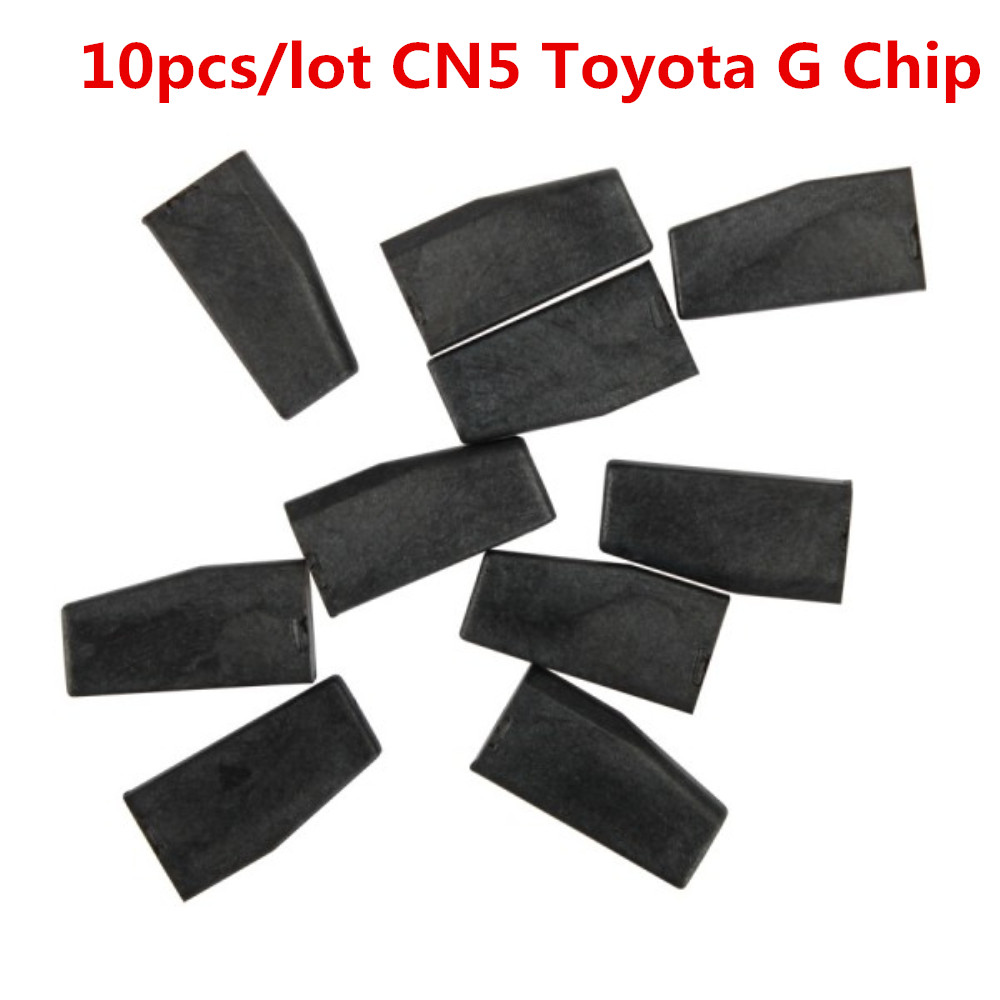 10pcs/lot YS31 CN5 for Toyota G Chip Used for CN900 and ND900 Transponder Chip Car Key Blank Chip  10pcs lot ys31 cn5 g chip used for mini cn900 and nd900 key copy machine free shipping
