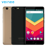 Original Vernee Thor Plus Cell Phone 5 5inch Screen 3GB RAM 32GB ROM MT6753 Octa Core