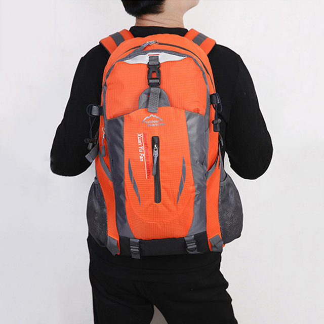 Men's Nylon Travel Backpack
