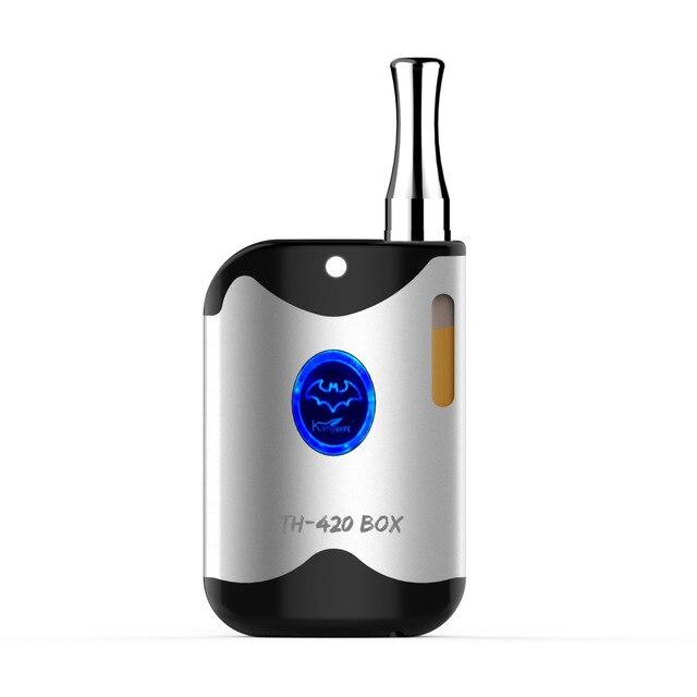 TH-420 Mini CBD Oil Vape Box 650mAh Battery 2
