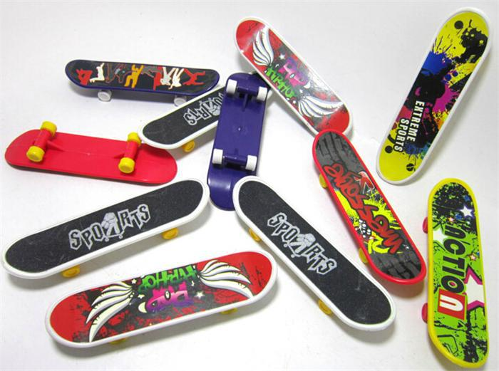 small skateboard decks