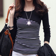 Striped Casual Top