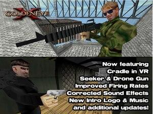 Image 4 - 64 bitowa gra ** GoldenEye X 5D Hack Perfect Dark (wersja Hack!! Wersja USA!!)