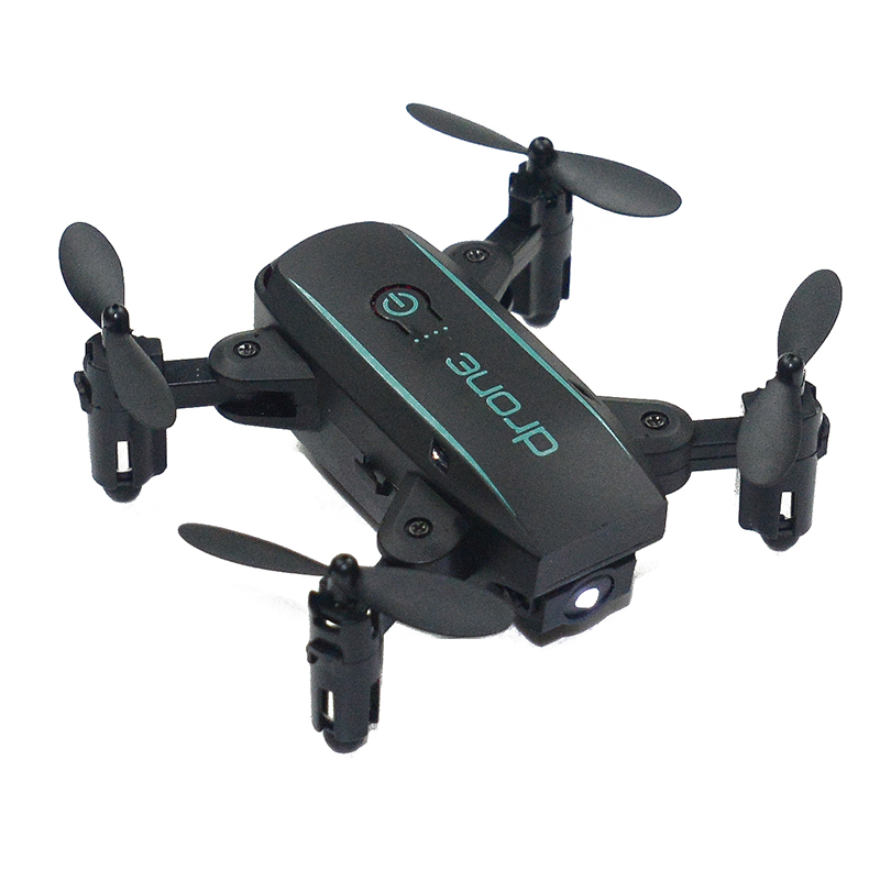FEICHAO 1601 Mini Drones with Camera HD 0.3MP 2MP Drone Foldable Real Time Video Altitude Hold WIFI FPV RC Quadcopter Toys Dron 13