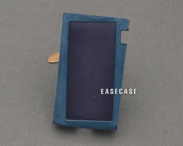 A6 Custom Made Genuine Leather case for IRIVER Astell&Kern A&norma SR15