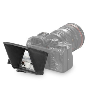 Image 5 - SmallRig A7M3 ekran LCD Sunhood dla Sony A7 A7II A7III A9 serii kamery parasol przeciwsłoneczny 2215
