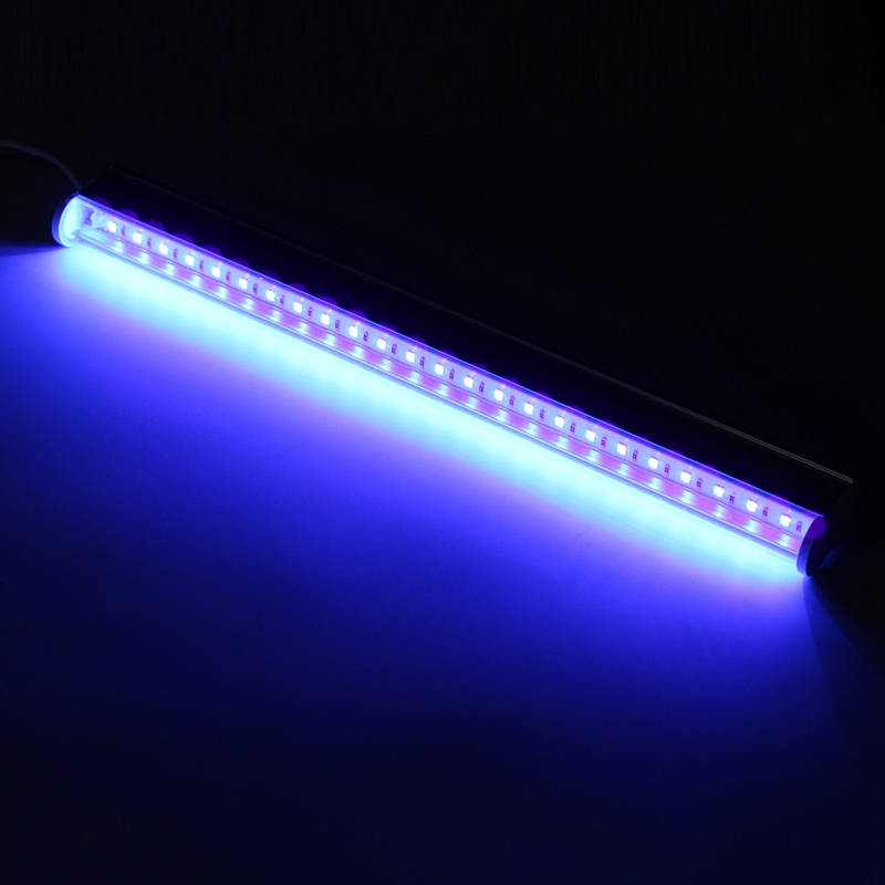 6W 30cm USB Portable UV LED Blacklight Ultraviolet UV Lamp Lights Tube DC5V Fixtures Lamp For