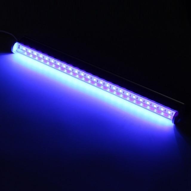 6w 30cm Usb Portable Uv Led Blacklight Ultraviolet Lamp Lights Dc5v Fixtures For