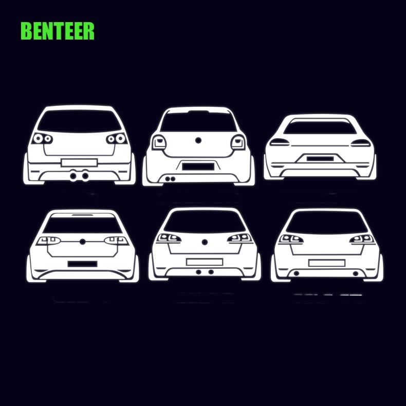 VW SPORTS ITALIC Sticker Vinyl Decal for window cars laptops ipad Many Colours