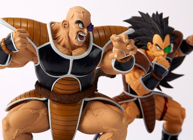 Us 14 07 15 Off Dragon Ball Z Action Figures Nappa Raditz Pvc Collectible Model Toy 15cm Dragon Ball Super Saiyan Nappa Doll Figuras Dbz Db15 In